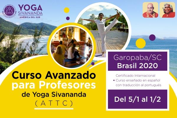 Garopaba 2020 Yoga Sivananda