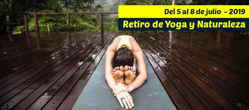 Retiro de Yoga y Naturaleza