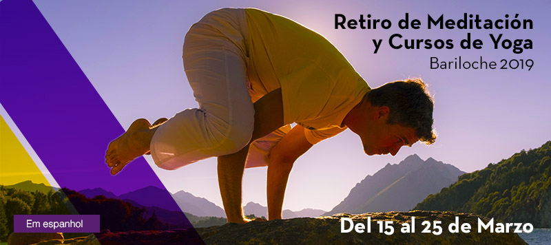 Retiro de Meditación y Cursos de Yoga